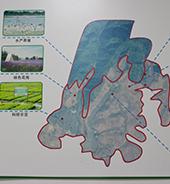 澳洲茶树种植基地平面图