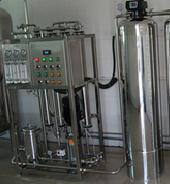 环保反渗透纯水处理系统