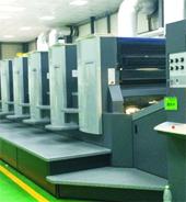 德国海德堡速霸CD102(8+L)8色UV胶印机1