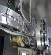 阀门组装车间拥有37条全自动化组装线