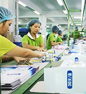 包装车间—贯通设计、制造、供应一体化产业链