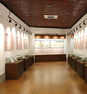 三椒口腔文化博物馆—古今文献、牙具藏品